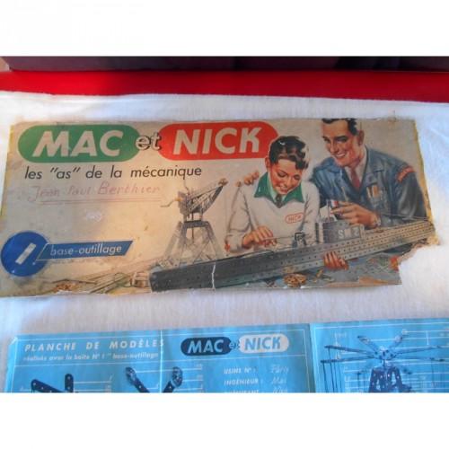 Mac et Nick les As de la Mécanique