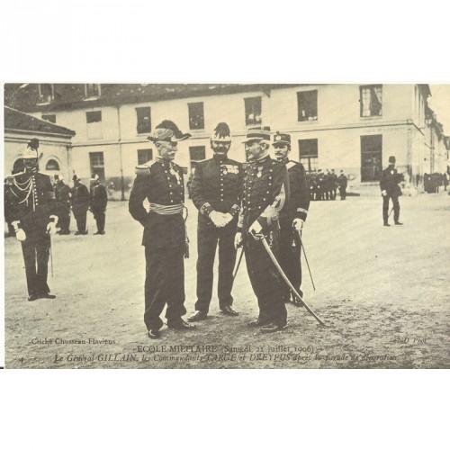 """CPA Ancienne Ecole Militaire""""Réédition"""""""