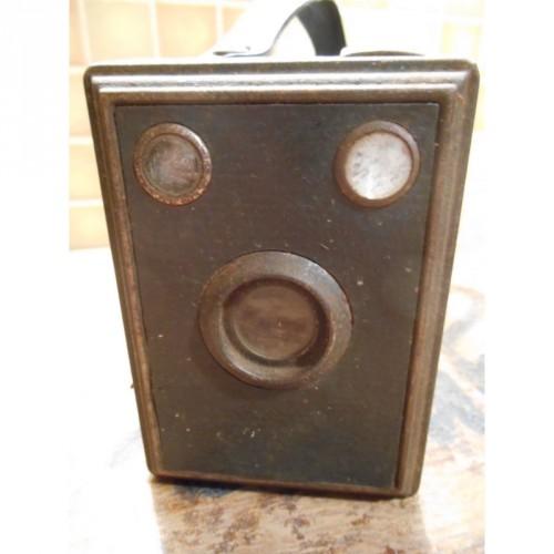 Appareil photo ancien Gap Box