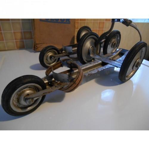 """Véritable patins à roulette Fulgur Sport """"1937"""""""