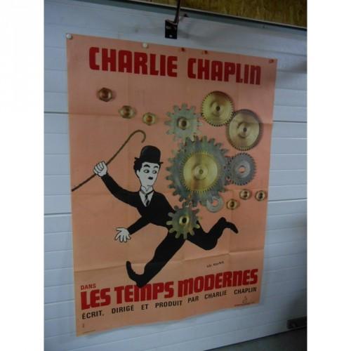 """Les Temps Modernes """"Chaplin"""""""