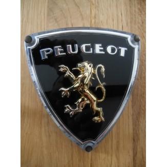 Plaque Ancienne de calandre Peugeot 403
