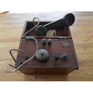 Radio-telephone Français ATEA