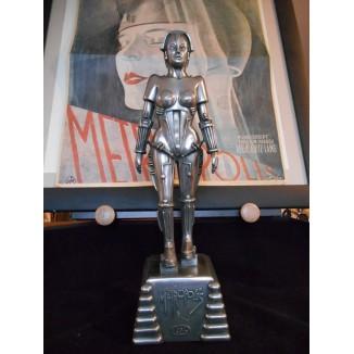 Rare Statue Maria Metropolis