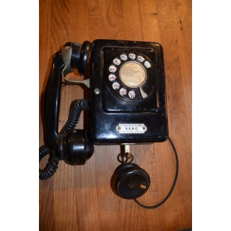 Téléphone ancien 1930