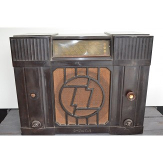 radio ancienne Oradyne 1936