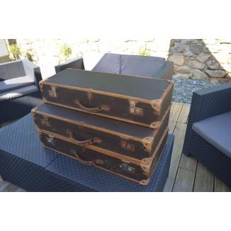 3 valises pour Voiture Ancienne